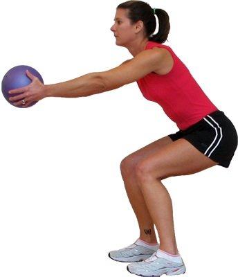 Влезте във форма с медицинска топка - Блог — FitnesHrani.com
