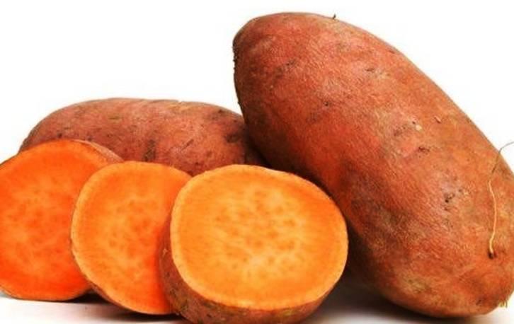 Сладки картофи при хранителни режими