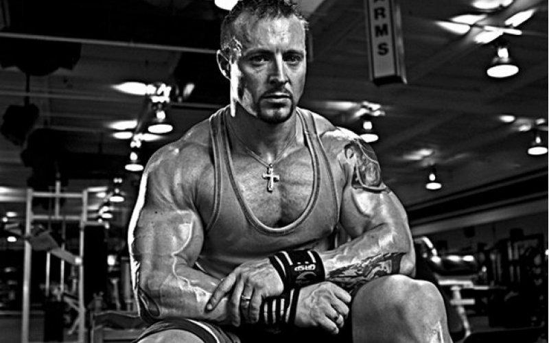 Дроп серии в тренировката с тежести