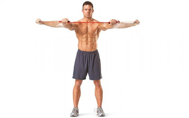 Фитнес Ластици за Тренировка
