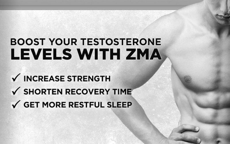 ZMA и ефекта върху хормоните