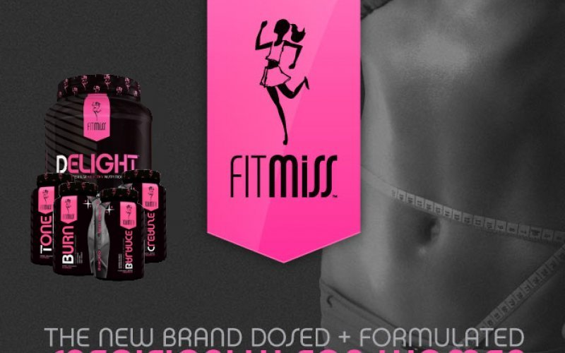 FitMiss – най-добрите спортни добавки, създавани някога за жени