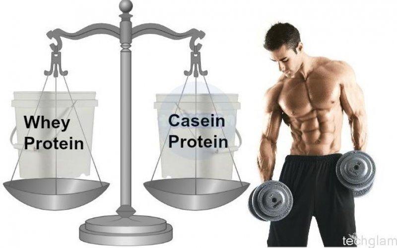 Суроватъчен протеин срещу казеин – битката продължава