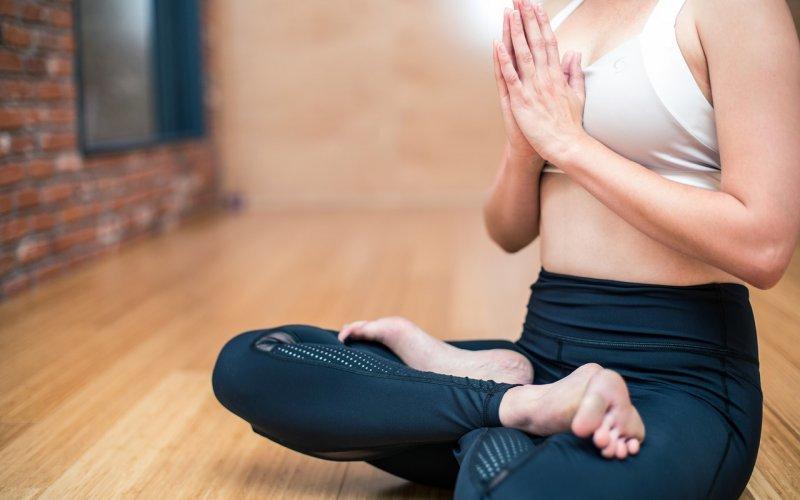 Йога в домашни условия