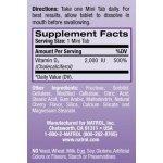 Natrol Vitamin D3 Fast Dissolve 2000 IU 90 таблеткиNAT4632