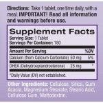 Natrol DHEA 25 мг 180 таблеткиNAT3762