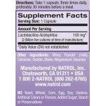 Natrol Acidophilus Probiotic 100 мг 150 капсулиNAT3452