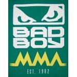 Зелена тениска с лого на гърдите BAD BOYЗелена тениска с лого на гърдите BAD BOY3