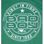 Зелена тениска с лого тип кръгъл печат на  Bad Boy Зелена тениска с лого тип кръгъл печат на  Bad Boy 3
