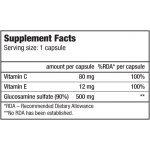 Biotech Glucosamine 500 мг 60 капсулиBT3502