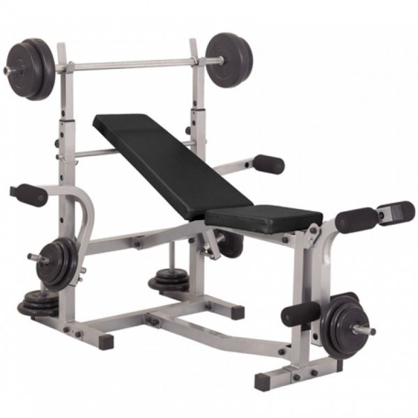Фитнес лежанка inSPORTline Adjustin 564
