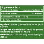Scitec Grape seed 90 капсулиScitec Grape seed 90 капсули2