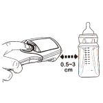 Безконтактeн термометър Medisana Ecomed TM-65E 234002