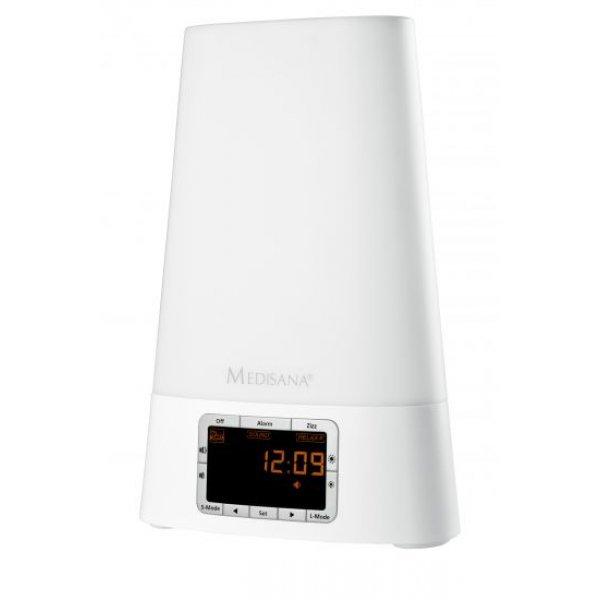 Симулатор на изгрев с радиочасовник Medisana WL 450 45105
