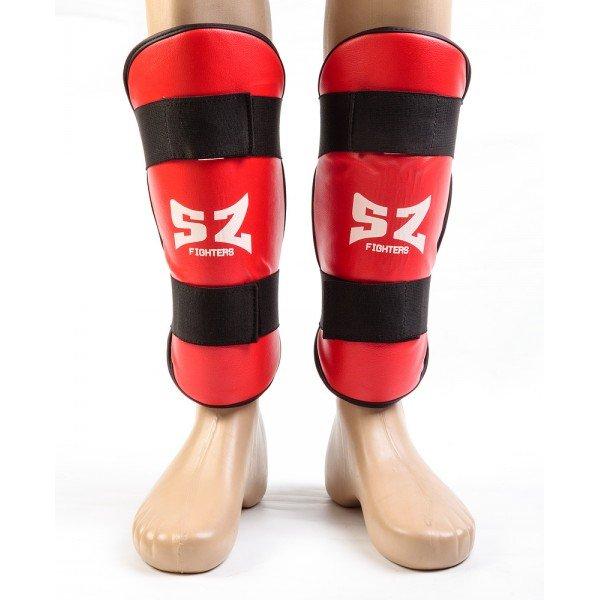 Протектори за крака таекуондо SZ Протектори за крака SZ
