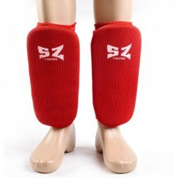 Протектори за крака с къс ластик за Таекуондо SZ