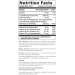 EVERBUILD Liquid L-Carnitine 3000 мг + Green Tea 500 млEB6372