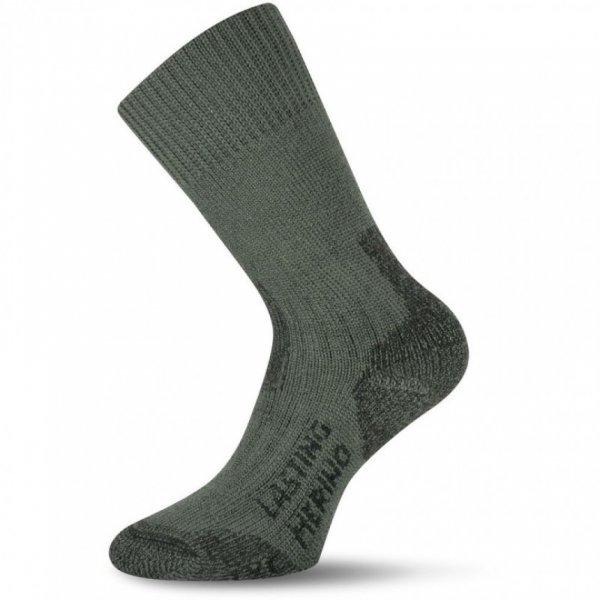 Термо чорапи LASTING TXC зелени TXC-620
