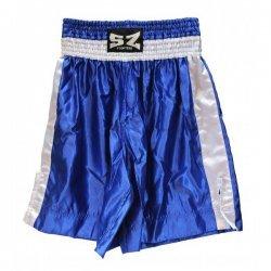 Боксови шорти SZ Fighters сини