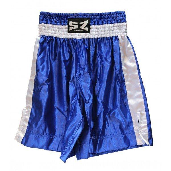 Боксови шорти SZ Fighters сини Боксови шорти SZ Fighters сини