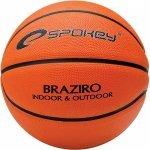 Баскетболна топка SPOKEY Braziro оранжева 8328951