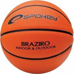 Баскетболна топка SPOKEY Braziro оранжева