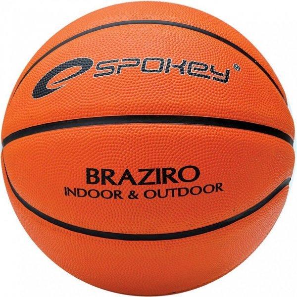 Баскетболна топка SPOKEY Braziro оранжева 832895