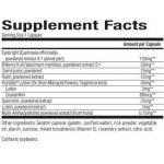 Natural Factors Eye Factors Formula 260 мг 90 капсули46352