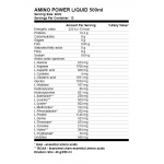Nutrend AMINO POWER LIQUID 1000 млNutrend AMINO POWER LIQUID 1000 мл2