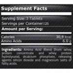 Pure Amino 2000 + Leucine 75 таблеткиPN67292