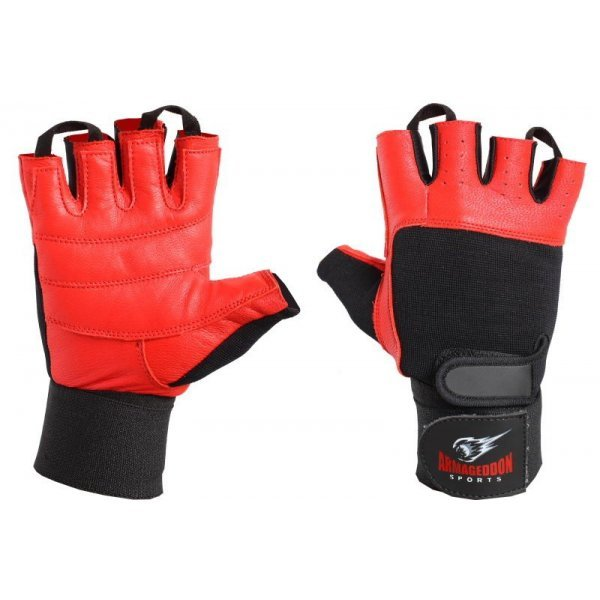 Фитнес Ръкавици Red Lux Armageddon Sports ARM028