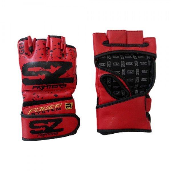Червени ММА ръкавици EVO Червени ММА ръкавици EVO