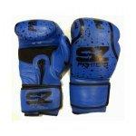 Сини Боксови ръкавици EVO PredatorСини Боксови ръкавици EVO Predator изк. кожа1