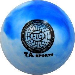 cd683ed9a26 Топка за художествена гимнастика, синя