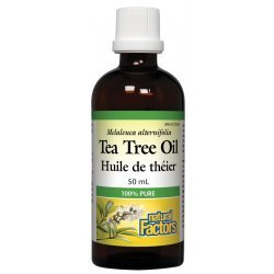 Natural Factors Tea Tree Oil 50 мл