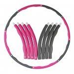 Масажен обръч за въртене Weight Hula Hoop 96 см Armageddon SportsARM0531