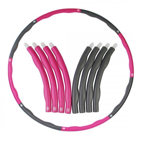 Масажен обръч за въртене Weight Hula Hoop 96 см Armageddon SportsARM053