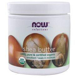 NOW Shea butter 207 мл