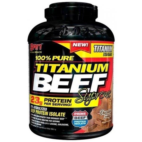 SAN Titanium Beef Supreme 1814 грSAN Titanium Beef Supreme 1814 гр