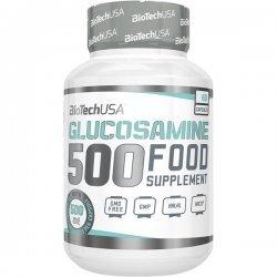 Biotech Glucosamine 500 мг 60 капсули