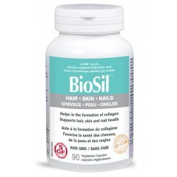 BioSil Hair Skin Nails 90 капсули