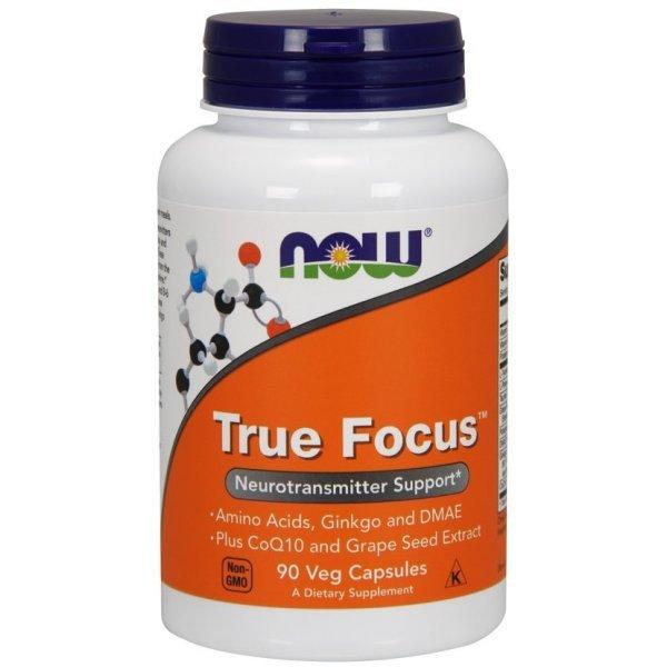 NOW True Focus 90 капсулиNOW157