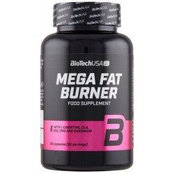 BIOTECH USA Mega Fat Burner 90 таблетки
