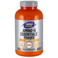NOW Amino-9 Essentials 330 гр