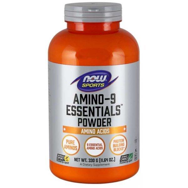 NOW Amino-9 Essentials 330 грNOW206