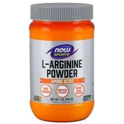 NOW L-Arginine 454 гр