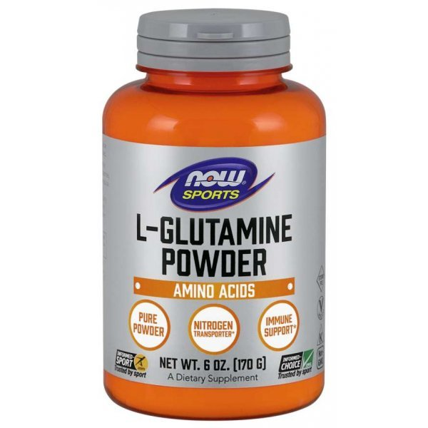 NOW Glutamine Powder 170 грNOW220