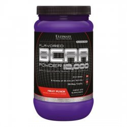 Ultimate Nutrition BCAA Powder 12000 450 гр