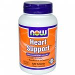 NOW Heart Support 120 таблеткиheartsupport1