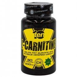 CVETITA HERBAL L-Carnitine 500 мг 30 капсули